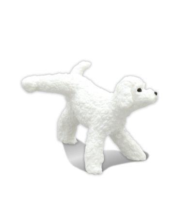 トイプードル (ホワイト)