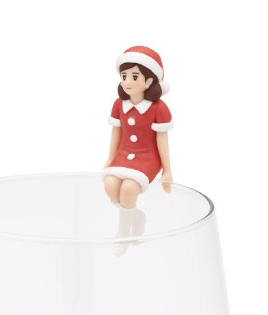 クリスマスのフチ子