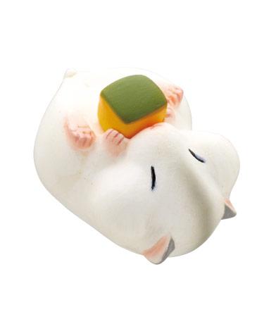 ジャンガリアン パールホワイト(くいしんぼ)