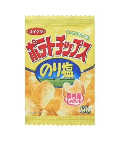 ポテトチップス(のり塩)