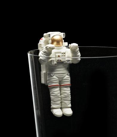 ひっかかり宇宙飛行士