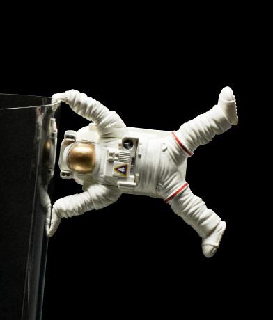 アクロバット宇宙飛行士