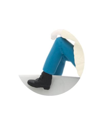 編み上げブーツ(ブラック)