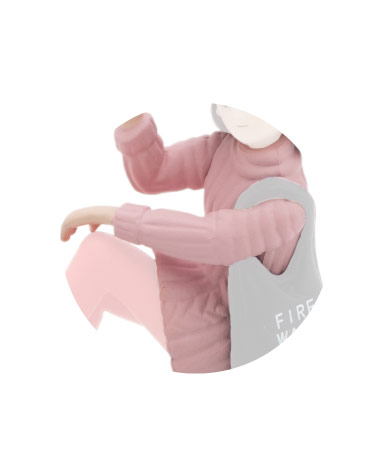 セーター(ピンク)