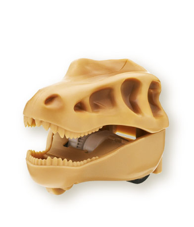 ティラノサウルス(ベージュ)