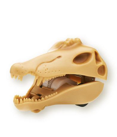 スピノサウルス(ベージュ)