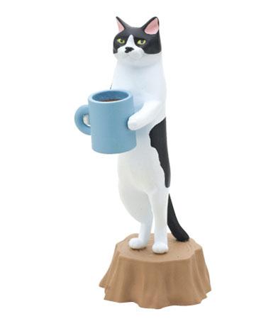 しろくろとコーヒー