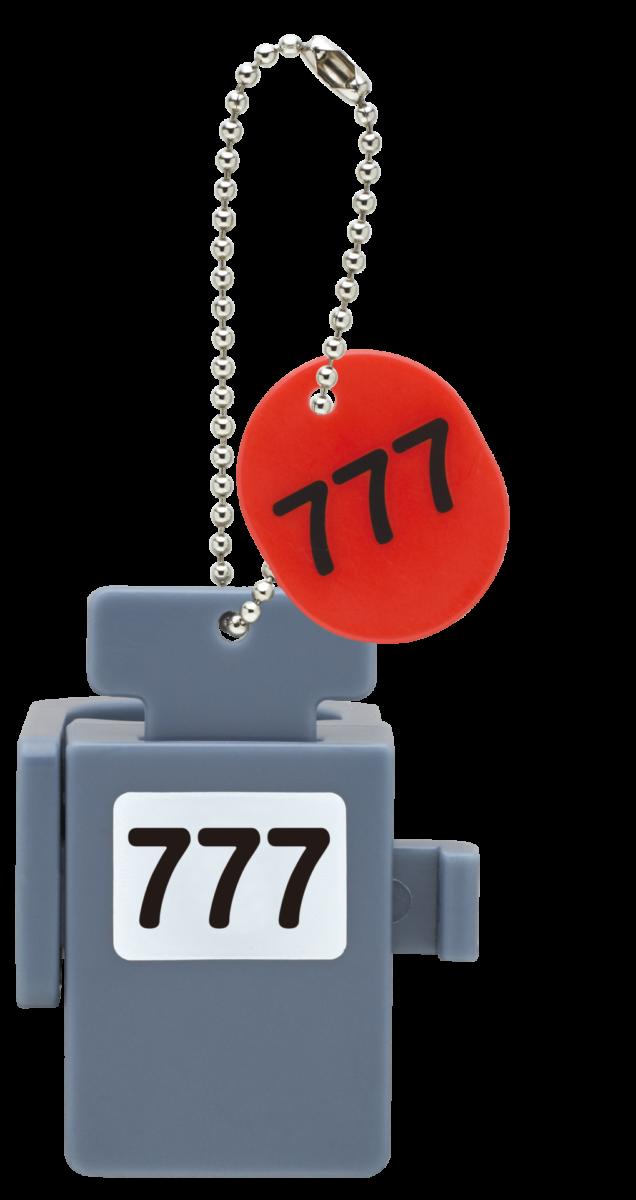 777.レッド