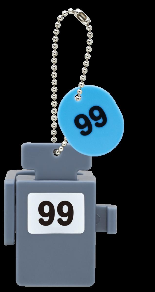 99.ブルー